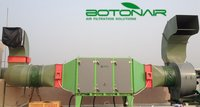 Waste Gas Air Cleaner For Textile Industry (Electrostatic Precipitator)