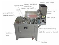Bst-B Manual Capsule Filling Machine