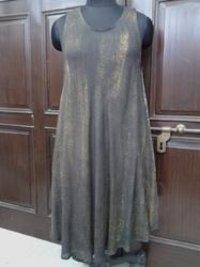Tie And Dye Ladies Dress
