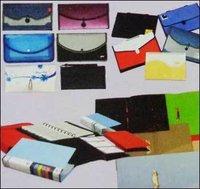 Plastic File And Folder