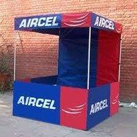 Advertising Canopy