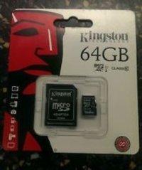 64 Gb Class 10 Micro Sd Card