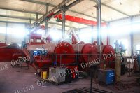 Fully Continuous Waste Tyre Pyrolysis Plants