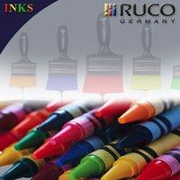 Ruco Screen Printing Inks