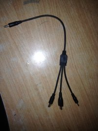 Solar Mobile Charger Wire 3 In 1