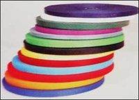 Narrow Woven Colour Tape