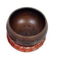 Copper Antique Tibetan Singing Bowl