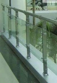 Ss Glass Railing
