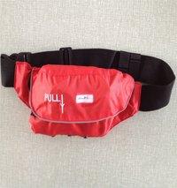 Marine Life Jacket Inflatable Waist Pack