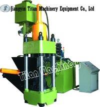 Hydraulic Briquetting Press Machine