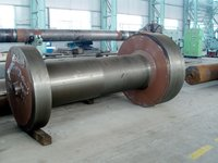 High Quality Open Die Forging Ship Intermediate Shaft