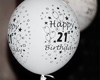 Personalized Printed Balloons