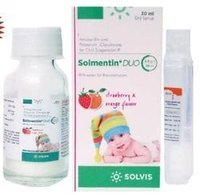 Amoxicillin And Clavulanate Potassium Suspension Syrup
