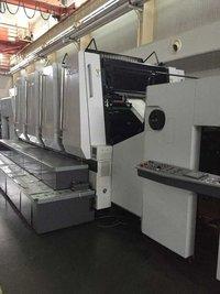 Die Cutting Offset Press Box Pack Machine