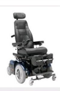 C400 Vs/ Jr – Pediatric Wheelchair