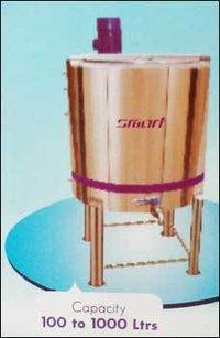 Pasteurizer Vat Machine
