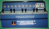 Hydraulic Power Pack For Squeeze Machine