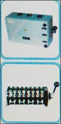 LT Control Switches (125 AMPS)