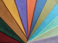 Mix Colour Handmade Paper For Marriage Card