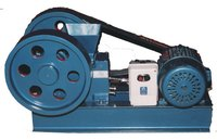 Small Laboratory Jaw Crusher