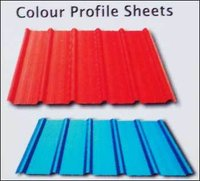 Colour Profile Roofing Sheets