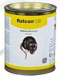 Ratcon Cb (Bromadiolone 0.25% Cb)