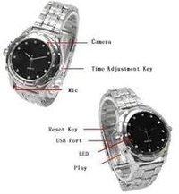 Spy Wrist Watch Security Camera