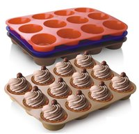 Silicone Cake Moulds