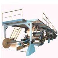 Paper Corrugated Board Making Plant