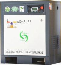 Scroll Compressor As0.66-5.5 (5.5hp)