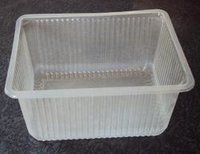 Plastic Soan Papdi Packaging Boxes