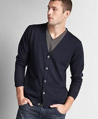 Mens Fancy Cardigan
