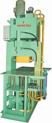 Fly Ash Brick Machine High Pressure 70 Tons