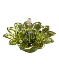 Green Led Diya