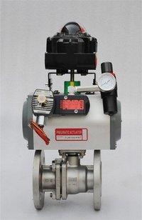 Pneumatic Piston Actuator