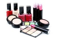 Cosmetic Lipsticks And Face Powders