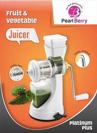 Pearl Berry Fruit And Vegetable Juicer