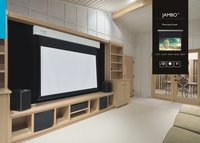 Projection Screen Motorized Projection Screen