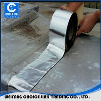 Self Adhesive Bitumen Tape For Roof Drain