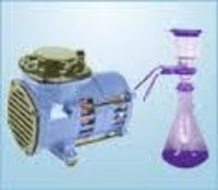 Vacuum Pump & Filtration Kit