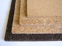 Agglomerated Cork Blocks