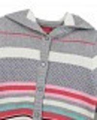Hooded Cardigan Sweater