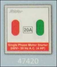 Mega Switches And Motor Starter