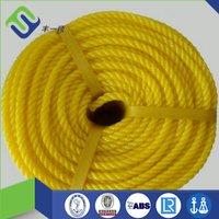 Polyethylene Colored Rope 3 Strand