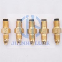 Brass Oil Flow Resistance Metering Unit Dpc For Centralized Lubrication System