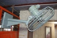 Flame Proof Wall Mounting Fan
