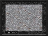 Dyeable Embroidery Fabric
