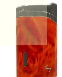 Trendy Orange Lighter