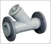 Pp Y Type Strainers