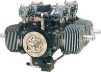 Limbach L550e Uav Engine Four Cylinder 50hp 18.3kg
